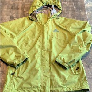 Ascend rain jacket